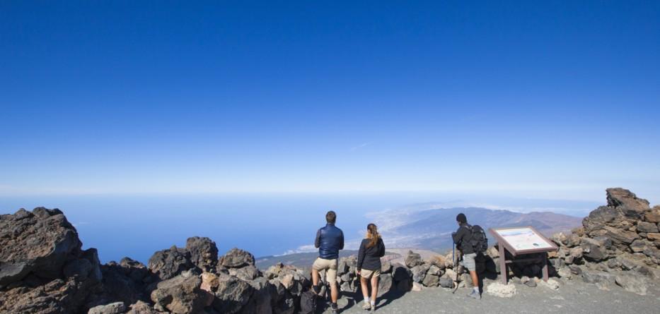 PN Teide-Senderismo