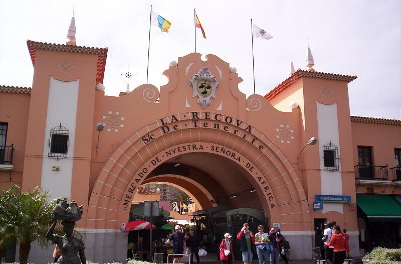Mercado Nuestra Señora de África. Foto: Pamela Heywood