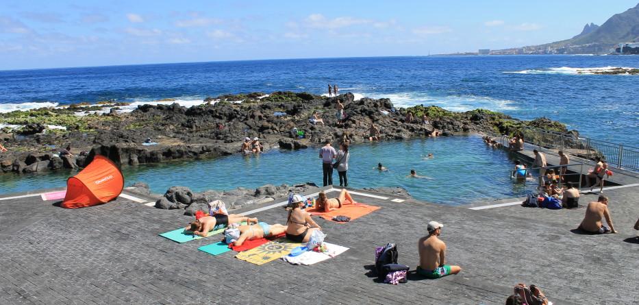 Cinco charcos o piscinas naturales para descubrir en for Charcos naturales en tenerife