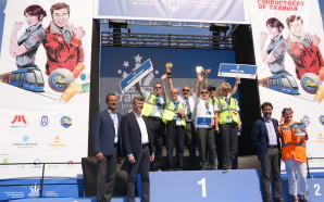 TENERIFE HELD A SUCCESSFULLY EUROPEAN TRAMDRIVER CHAMPIONSHIP