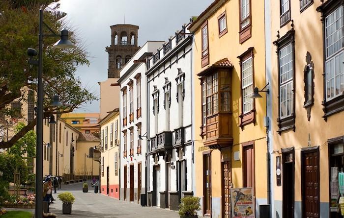 San Cristóbal de la Laguna. Plaza de la Concepción