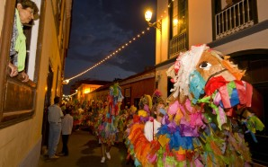 Fiesta of El Cristo of La Laguna