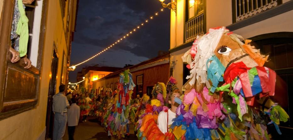 Fiestas del Cristo de La Laguna