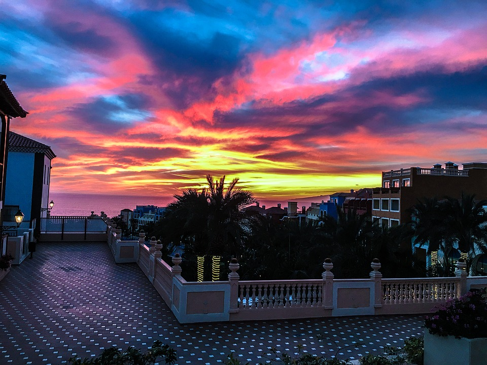 cielo Tenerife
