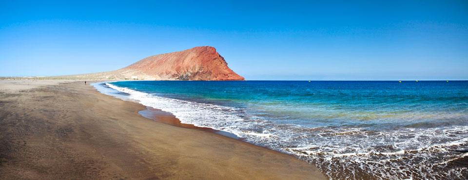 Playa de La Tejita. Vía: WebTenerife.com