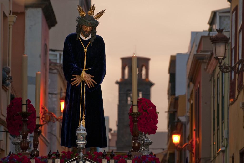 Semana Santa de La Laguna. Foto cedida por Ayuntamiento de La Laguna