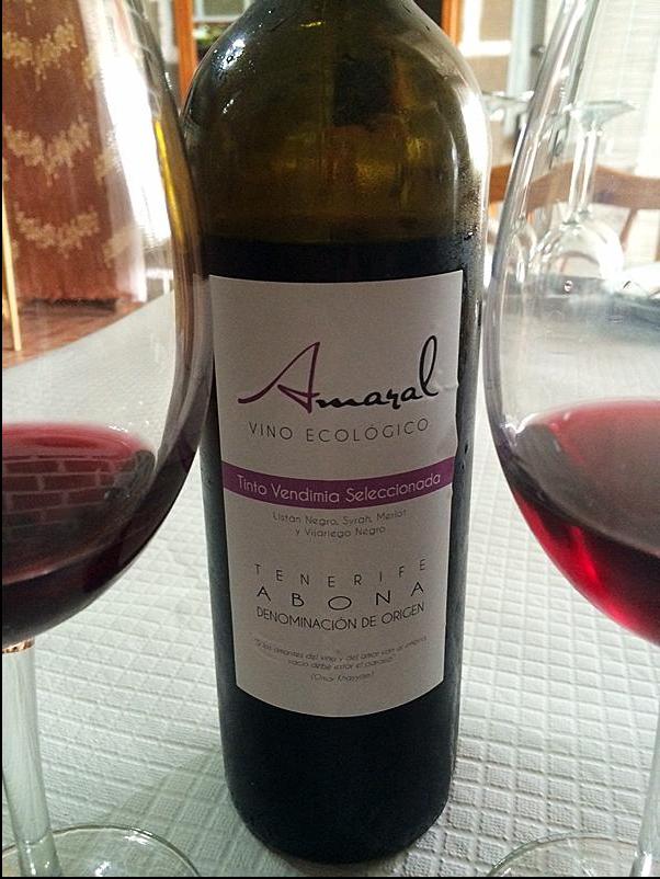 Bodega Pepe Amaral (Arico) es una de las pocas bodegas de Tenerife reconocidas por producir vino ecológico.