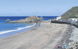 Playa Roque de Bodegas