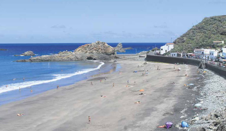 Playa Roque de Bodegas