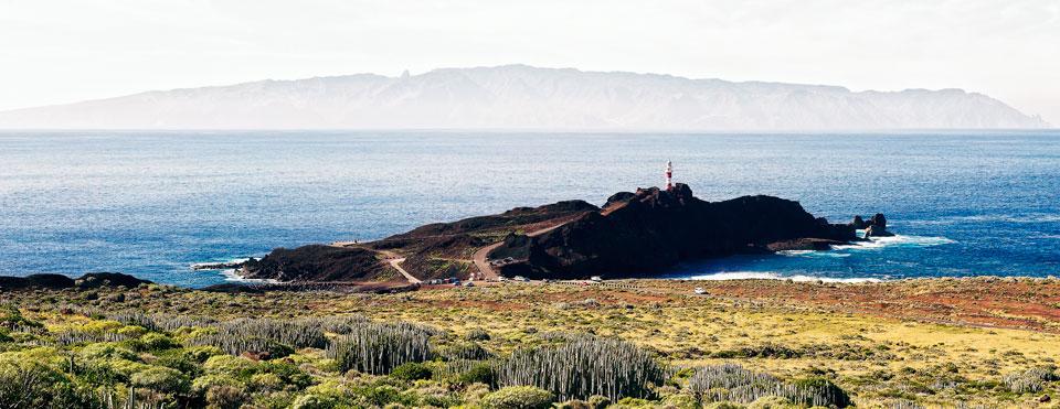 Punta de Teno, en Tenerife