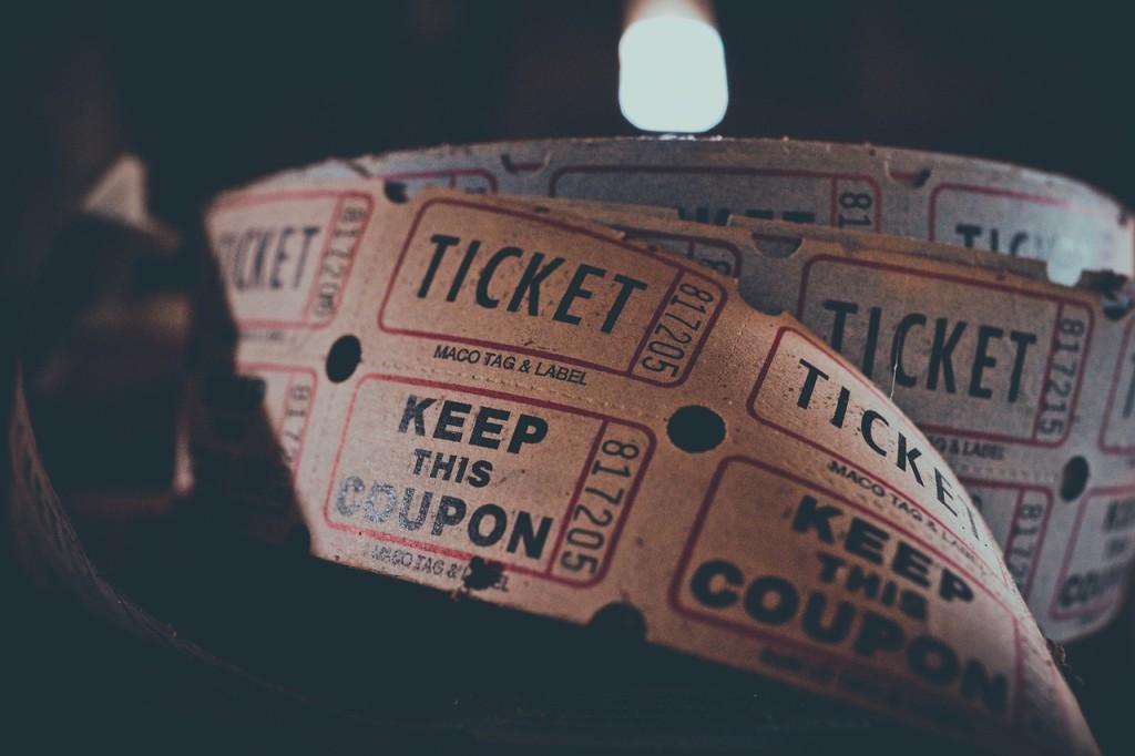 ticket cine
