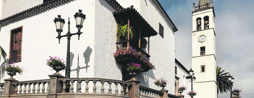Casco histórico de Los Realejos