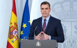 Spanish government declares state of alarm