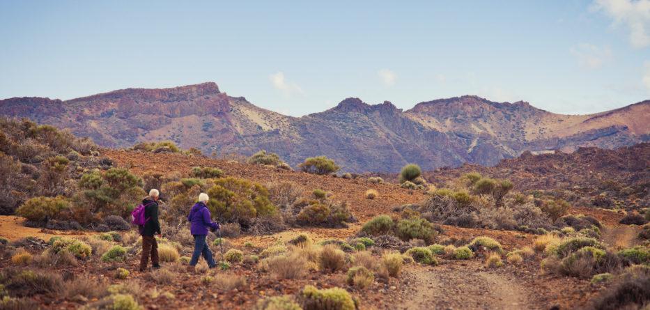 Tenerife, paraíso para el deporte