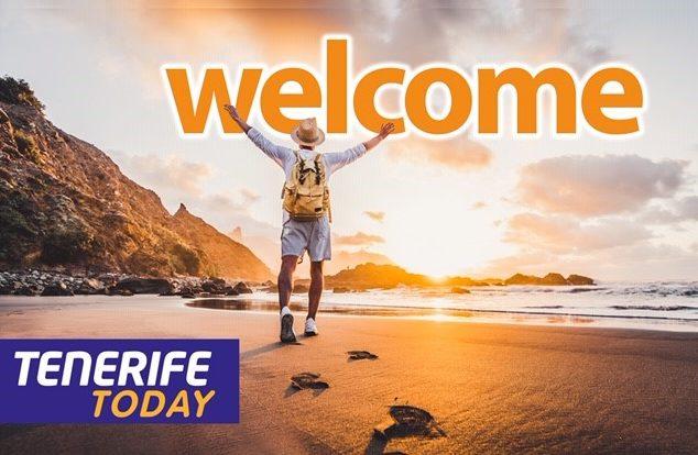 Tenerife Today lanza la campaña 'Welcome'